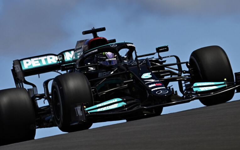 GP van Portugal: Vrije training 2