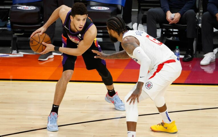 The Fast Break: Suns voor het eerst sinds 2010 naar play-offs
