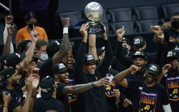 The Fast Break: Phoenix Suns naar NBA Finals!