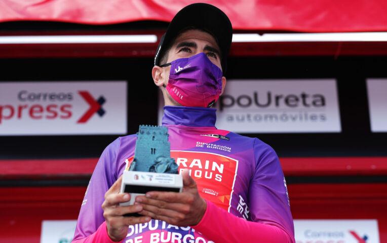 Landa wint op de slotdag de ronde van Burgos