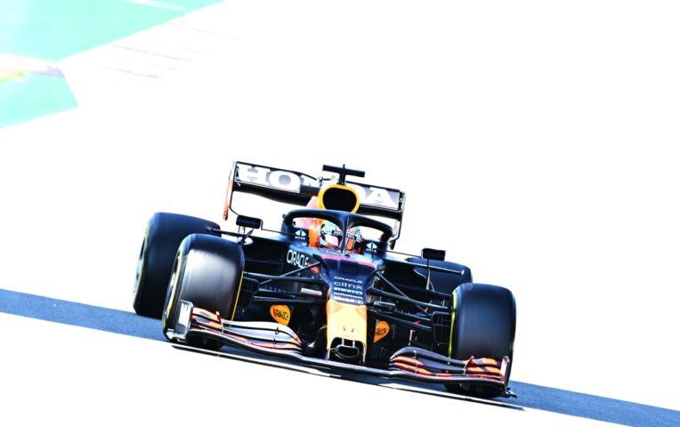 GP van Spanje: Vrije training 3