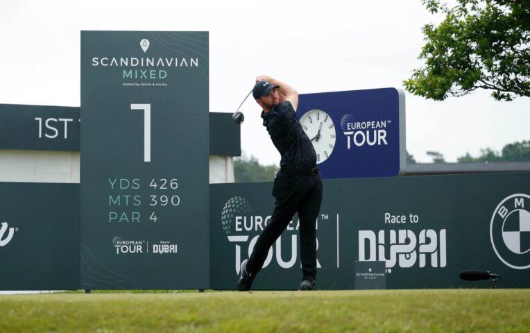 European Tour: Scandinavian Mixed Dag 1