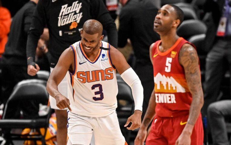 The Fast Break: Suns sweepen Nuggets, Bucks op gelijke hoogte