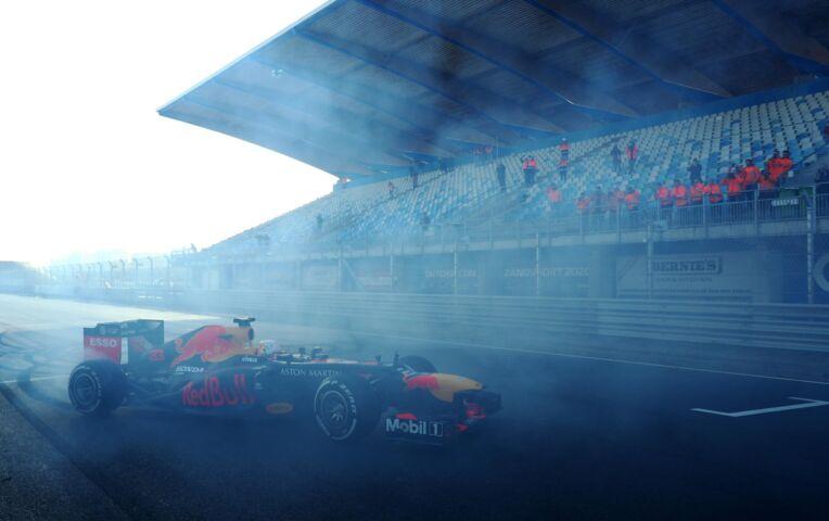 GP van Nederland: Vrije Training 2