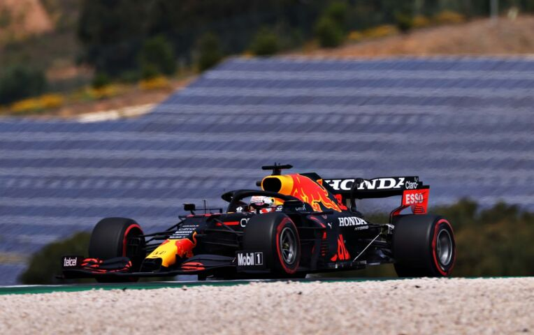 GP van Portugal: Vrije training 3