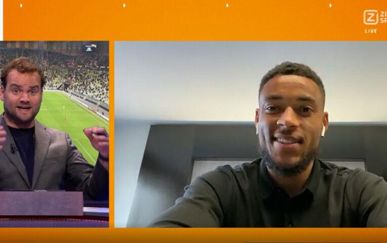 Facetimen met Arnaut Danjuma: 'Doe mijn best voor Oranje'