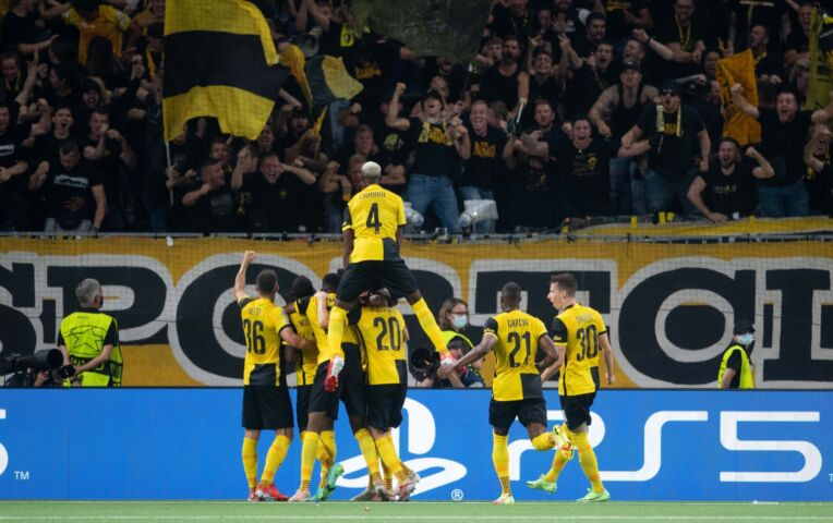 Young Boys- Manchester United