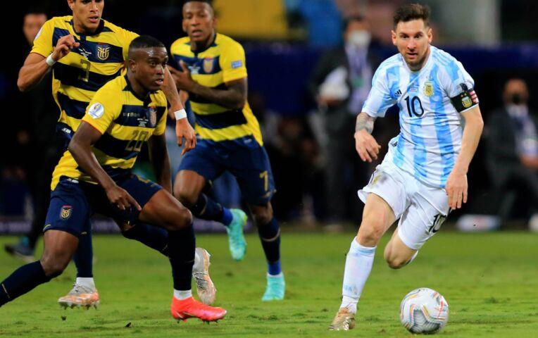 Argentinië - Ecuador