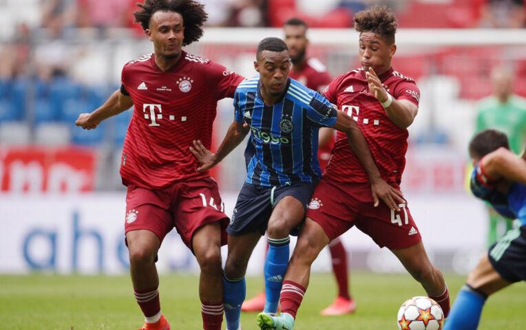 Bayern München - Ajax (vriendschappelijk)