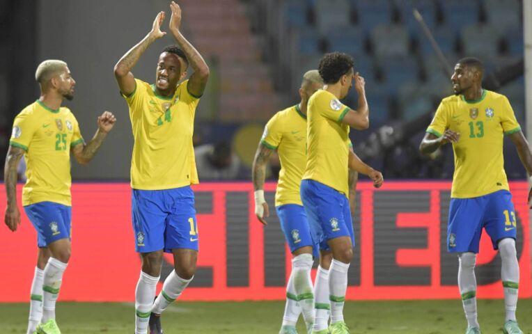 Copa America: Brazilië - Ecuador
