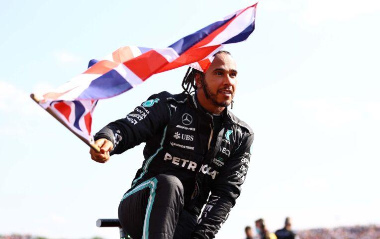 Hoogtepunten F1: GP van Groot-Britannie