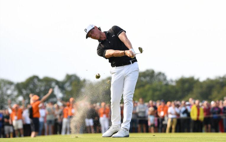 Broberg de emotionele winnaar van Dutch Open 2021