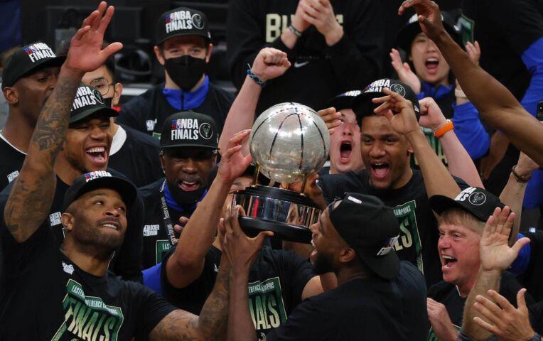 The Fast Break - Bucks winnaar Eastern Conference en finalist NBA Finals