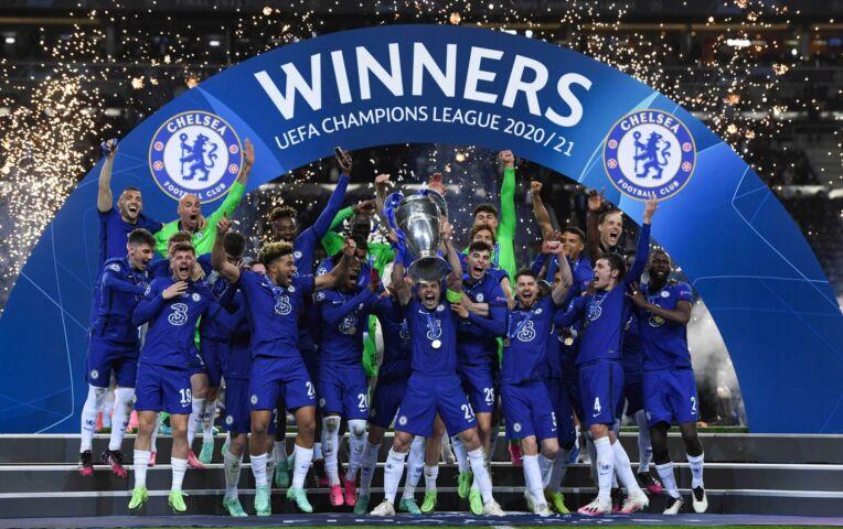 Finale Champions League: Manchester City - Chelsea