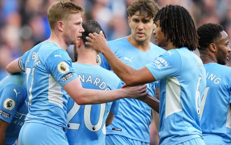 Manchester City - Burnley