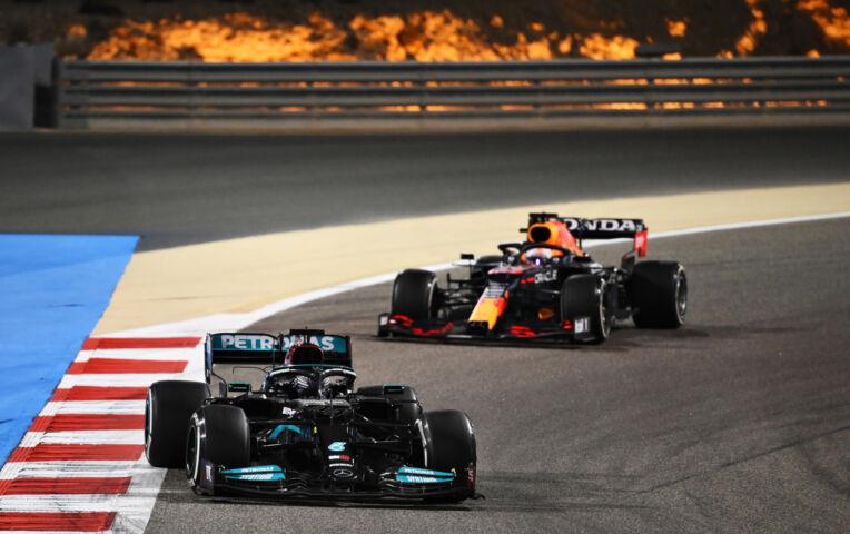 Hoogtepunten F1 GP van Bahrein