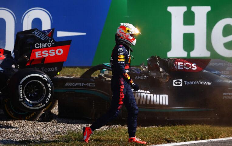 F1: GP van Italië hoogtepunten race