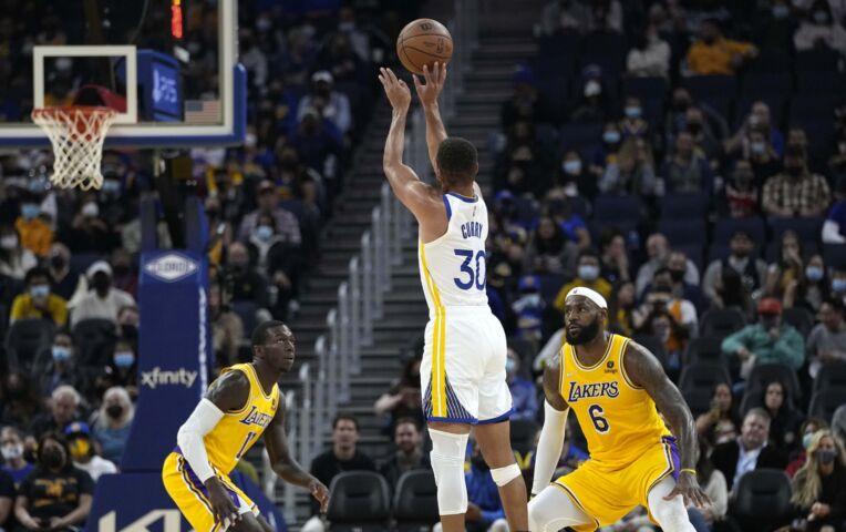 The Fast Break: Derde verlies op rij voor Lakers