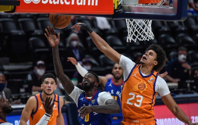 The Fast Break: Phoenix Suns op de rand van de finale