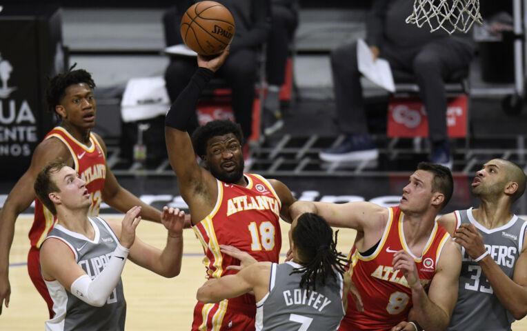 The Fast Break: Grandioze comeback LA Clippers