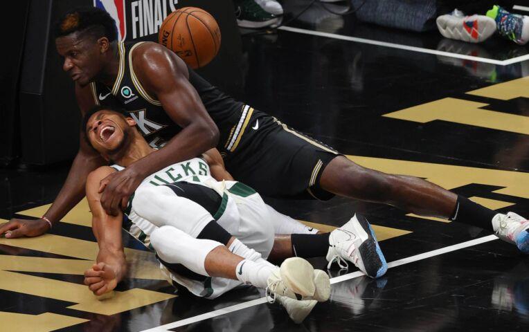 The Fast Break - Bucks verliezen Giannis én Game 4 tegen Hawks