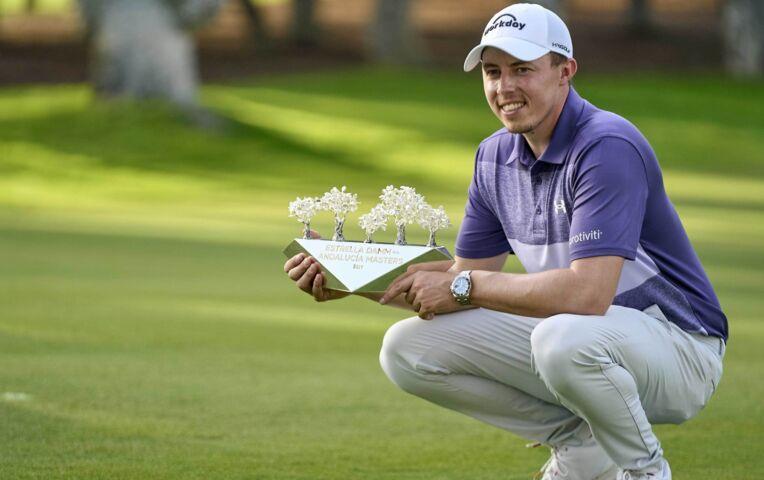 Fitzpatrick grote winnaar van de Andalucia Masters