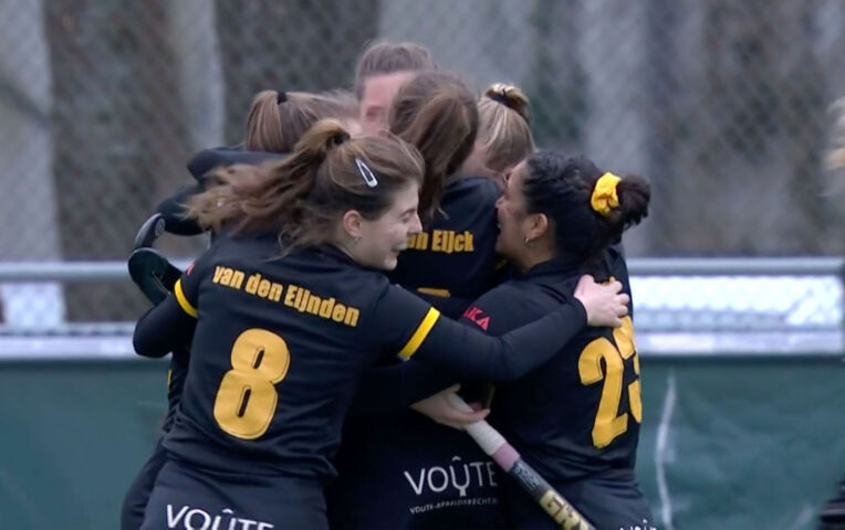 Laren - Victoria (Dames Hockey)