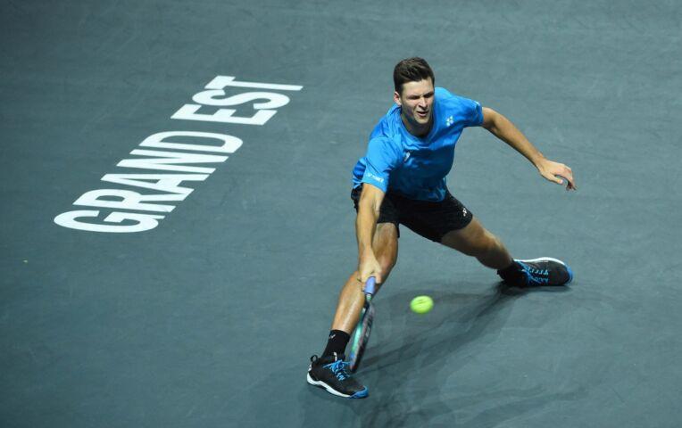 Sterke Hurkacz wint de Moselle Open in Metz