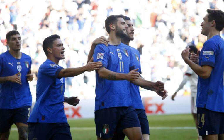 Troostfinale Nations League: Italië - België