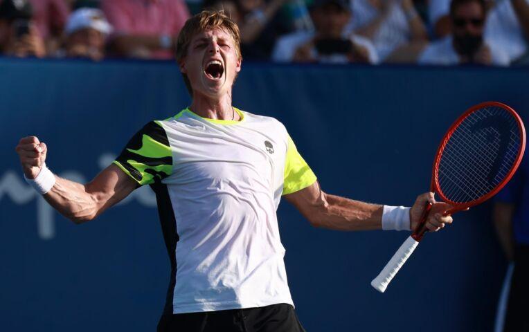 Ivashka wint ATP in Winston Salem
