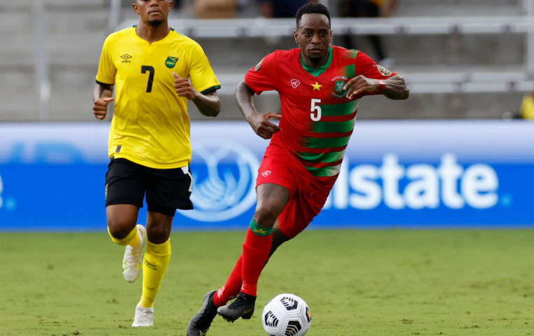 Jamaica - Suriname