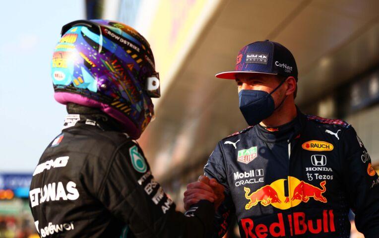 Kwalificatie F1 Sprint GP Groot-Brittannië