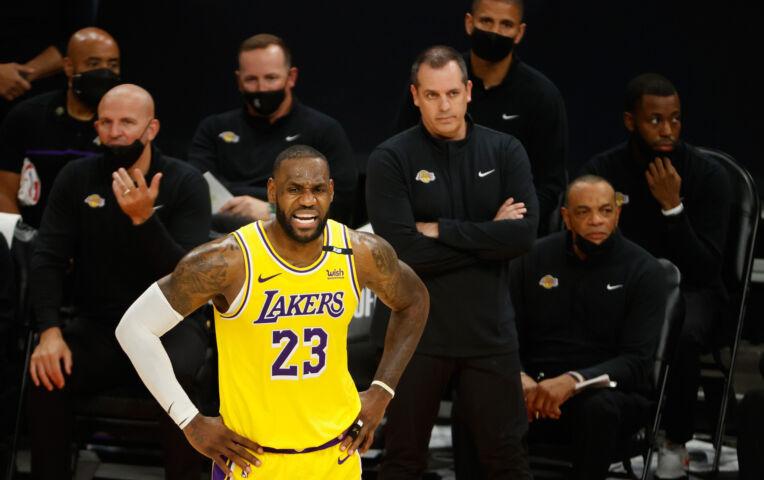 The Fast Break: LA Lakers te sterk voor Phoenix Suns