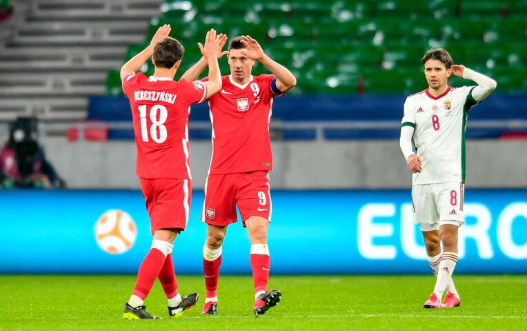 Hongarije - Polen