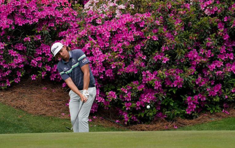The Masters: highlights dag 1