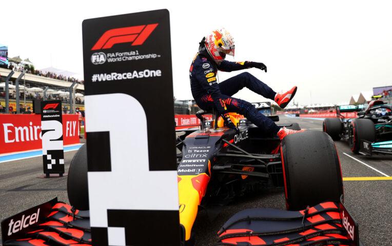 F1 GP Frankrijk: highlights kwalificatie