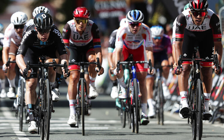 Molano wint 2e etappe Ronde van Burgos