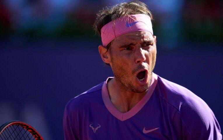 Nadal voor dertiende keer naar halve finale ATP Barcelona