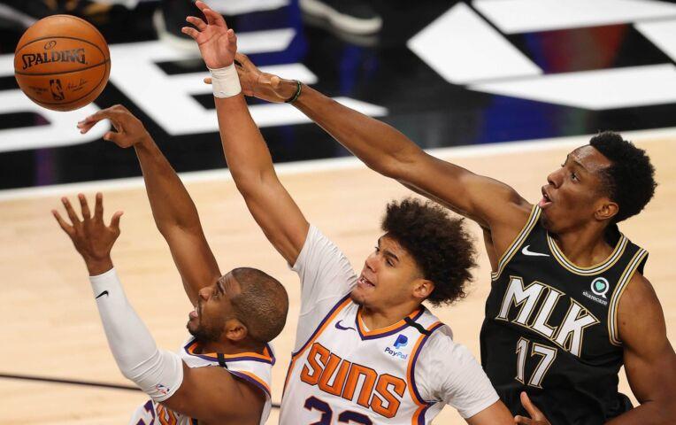 The Fast Break - Utah Jazz weer aan kop na verlies Suns