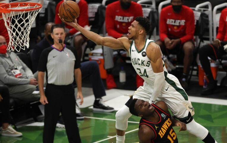 The Fast Break - Bucks domineren Hawks