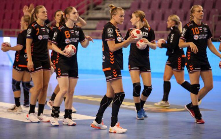 Handbal: Griekenland - Nederland (dames)