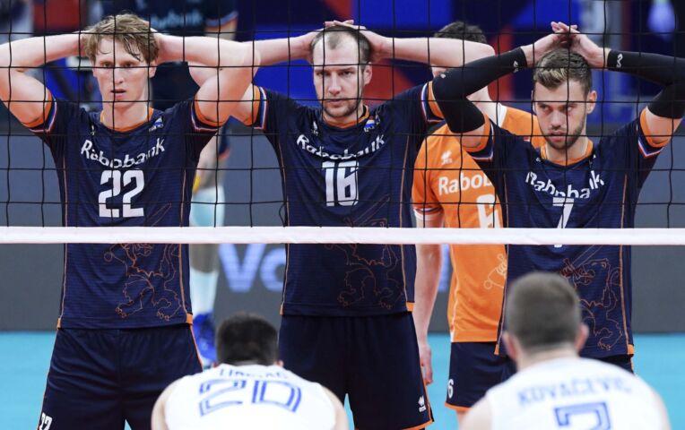 Nederland - Servië (heren)