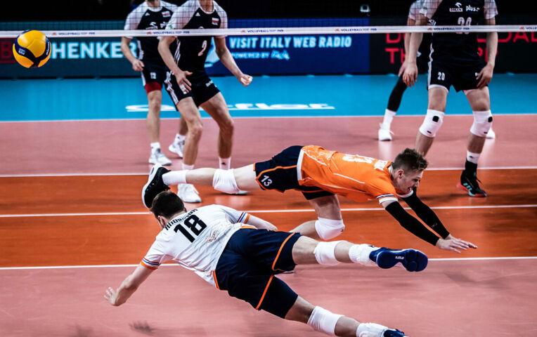 Nederland - Polen VNL