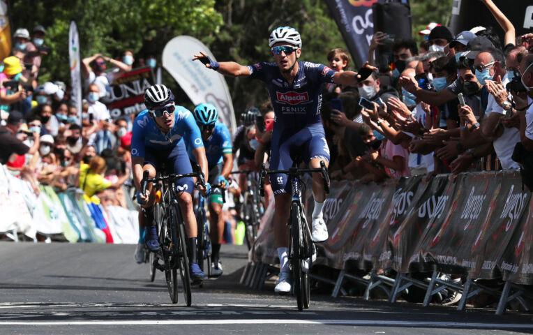 Edward Planckaert wint eerste etappe Ronde van Burgos