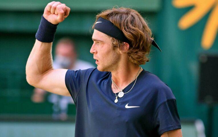 Rublev door naar finale ATP500 in Halle