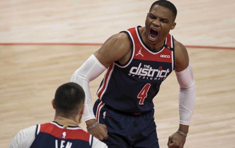 The Fast Break - Westbrook met een nieuwe triple-double