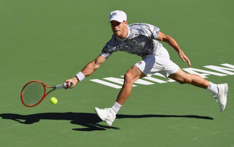 Schwartzman verslaat Murray in Antwerpen en bereikt kwartfinales