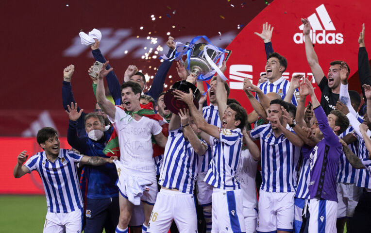 Finale Copa del Rey: Athletic Club - Real Sociedad