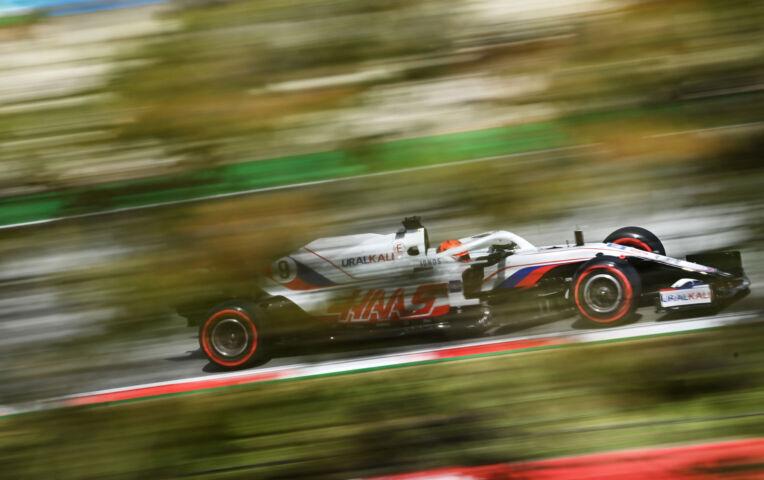 GP van Spanje: Vrije training 2