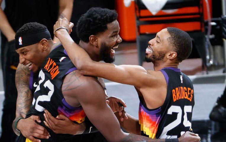 The Fast Break - Suns in extremis naar tweede zege op Clippers